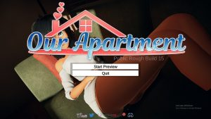 Our Apartment – New Version 0.1.1 [Momoiro Software]