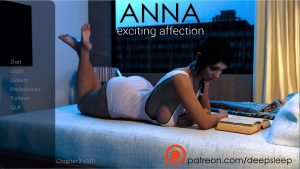 Anna Exciting Affection – Chapter 2 – New Version 0.06 [DeepSleep]