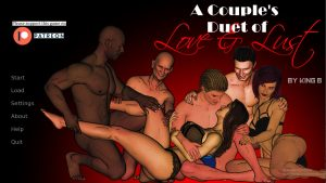 A Couple's Duet of Love & Lust – New Version 0.2.6 [King B]